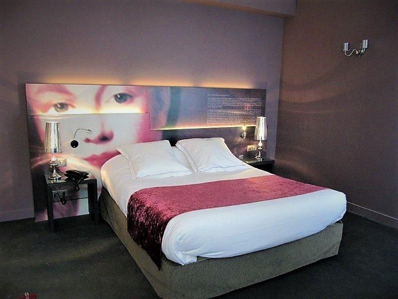 Tete de lit HPL hotel