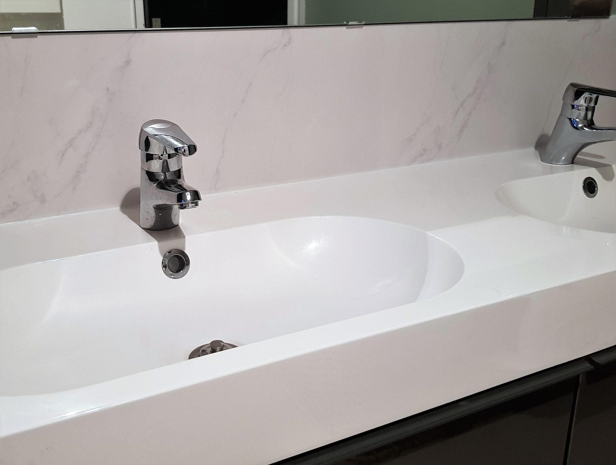 credence salle de bain