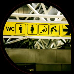 DAP-toilet