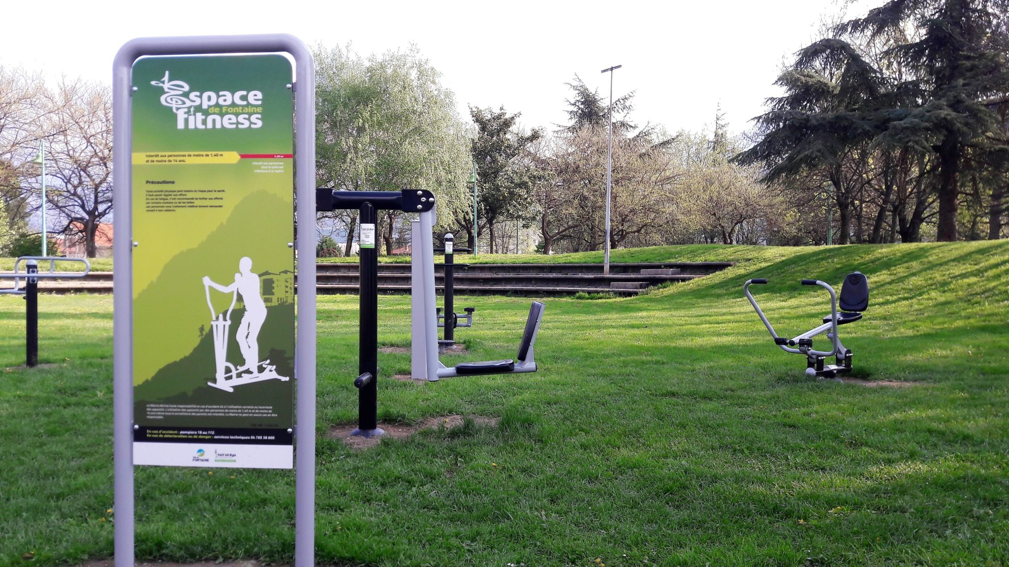 Durable and resistant Outdoor sport signage
