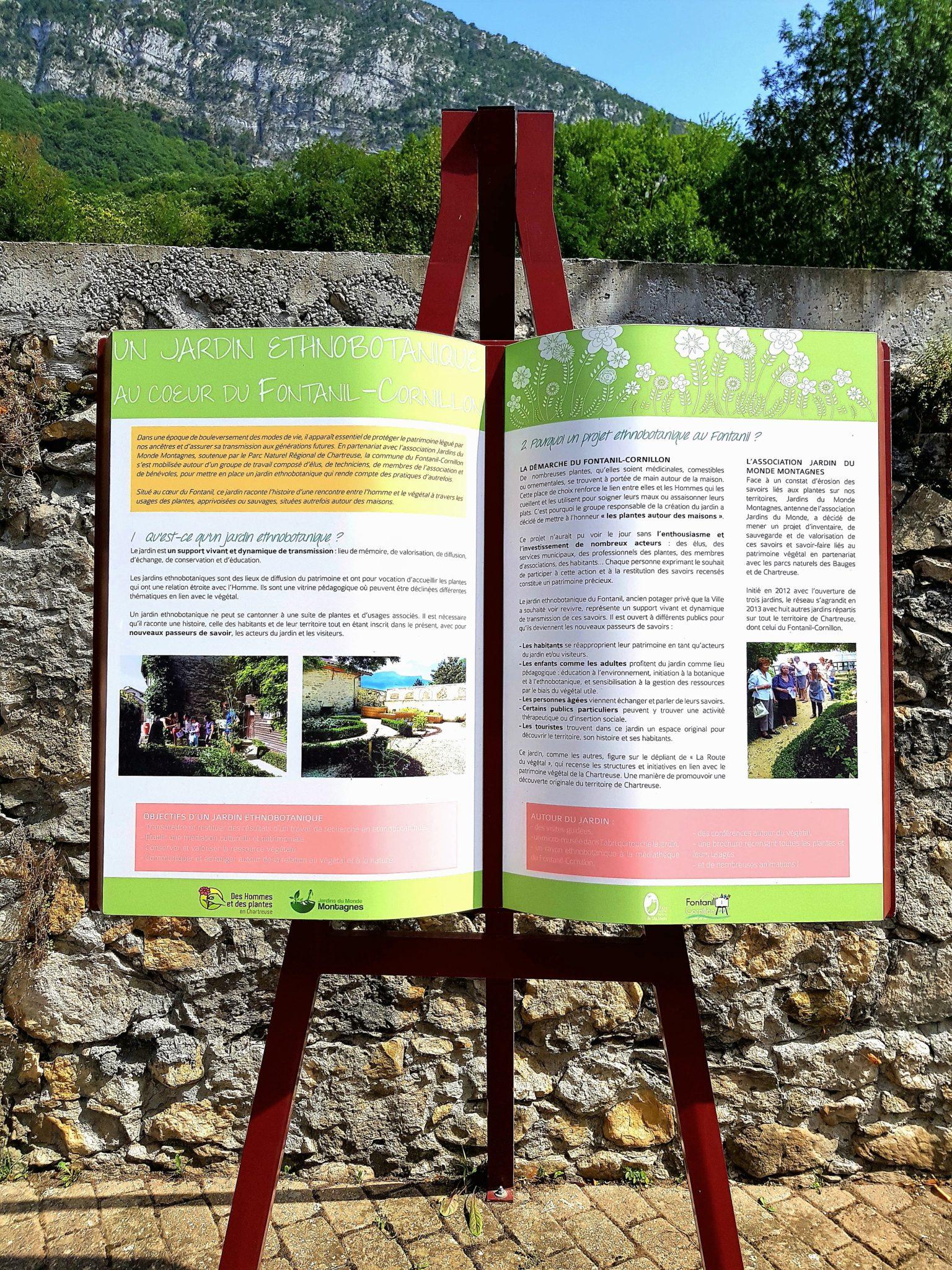 Resistant Tourist Signage HPL