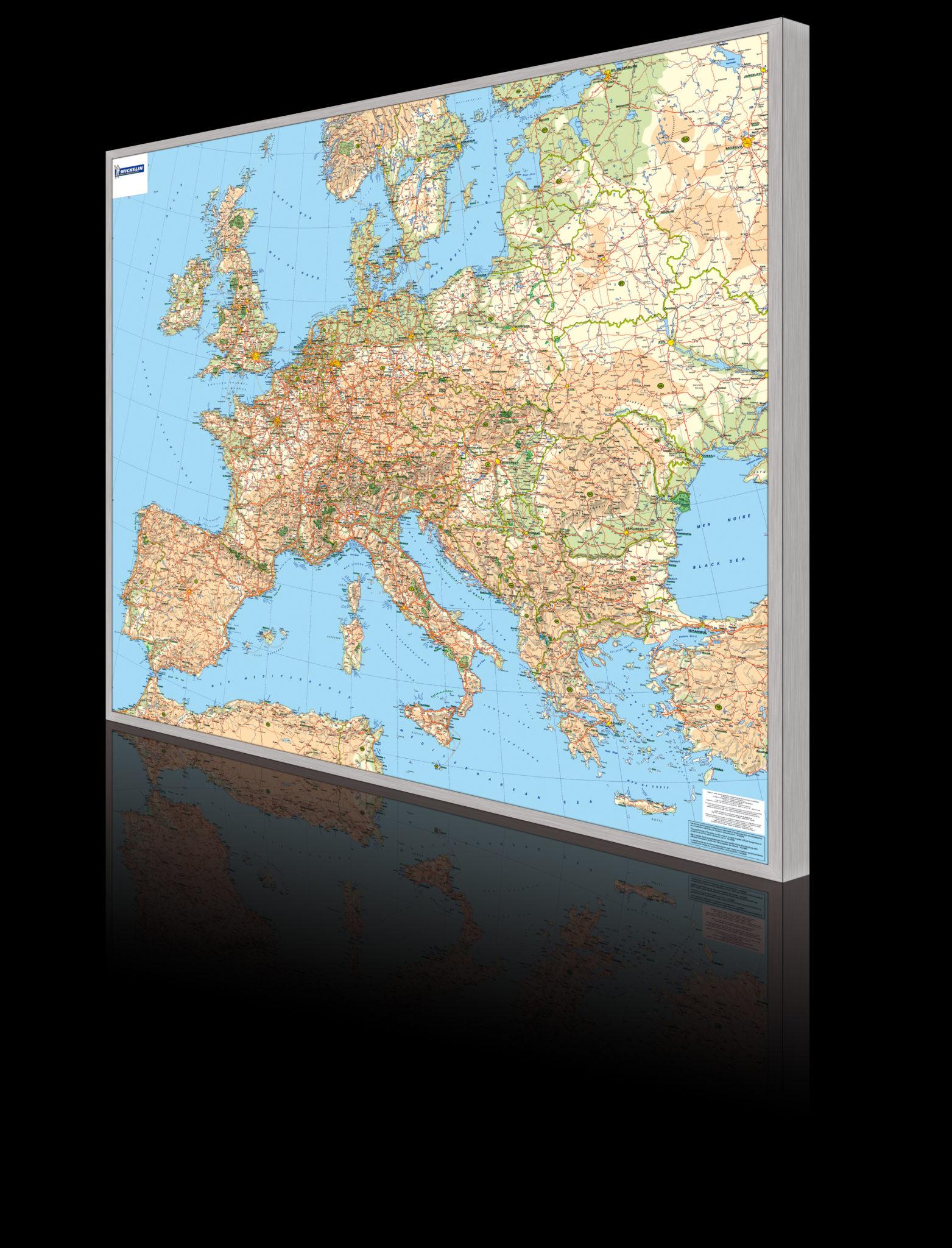 Europe 705 Michelin