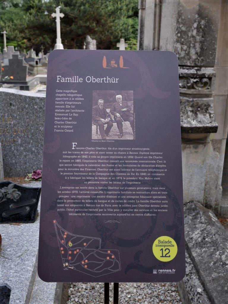 Signaletique cimetières