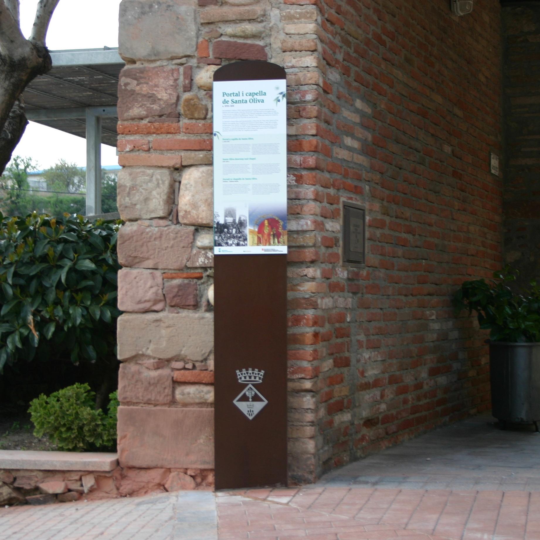 Tourist Signage