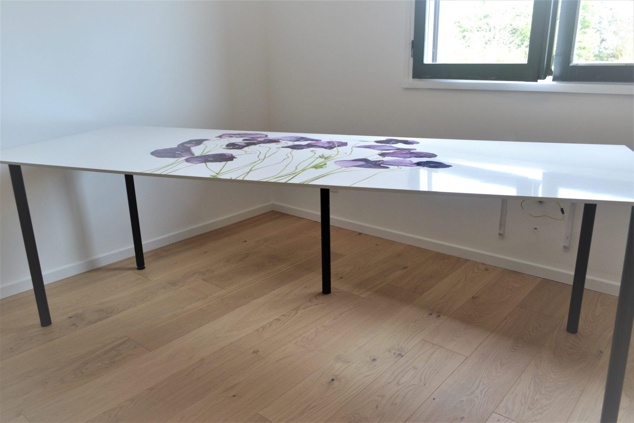 HPL custom desk