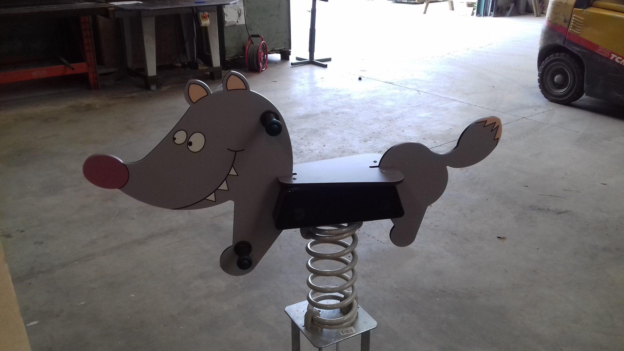 HPL playground animal